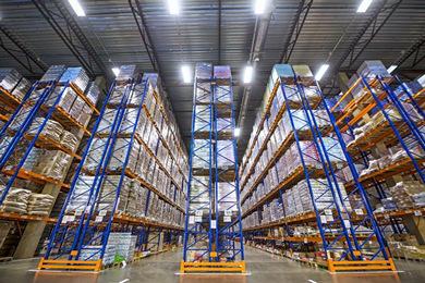 Хранение и обработка грузов